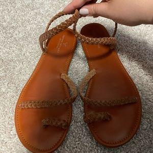 AE Gladiator Sandals